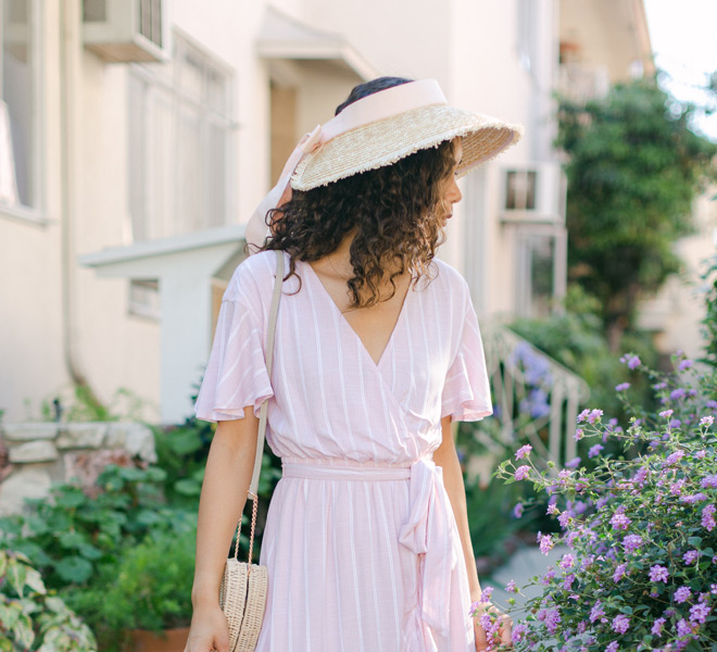 Spring's Chicest Sundresses and Sunhats