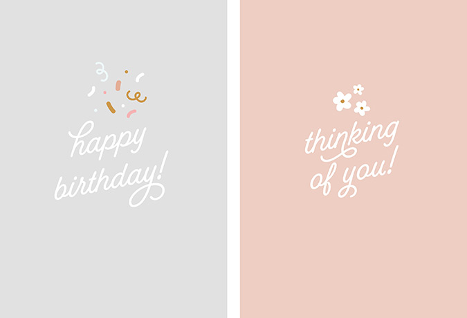 Party Printables for the Stay at Home Birthday Celebration