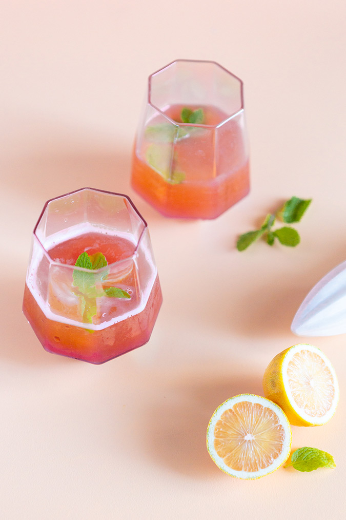 Fruity Jam-momile Cocktail