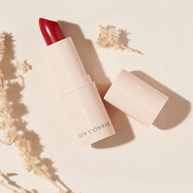 Meet The Lipstick from Lauren Conrad Beauty