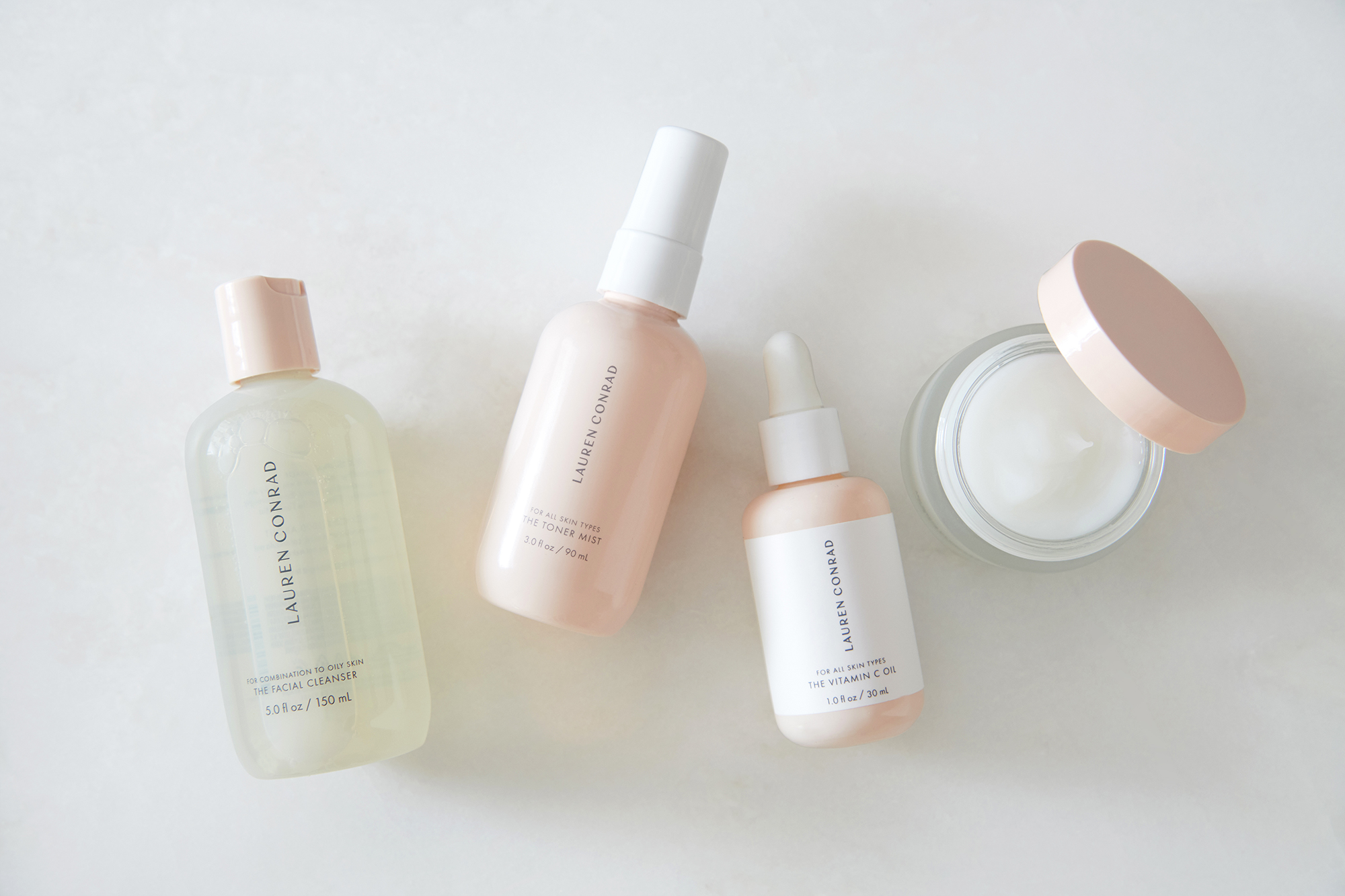 Meet The New Skincare Collection From Lauren Conrad Beauty