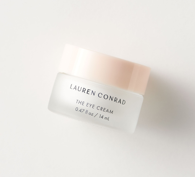 Meet The New Eye Cream From Lauren Conrad Beauty