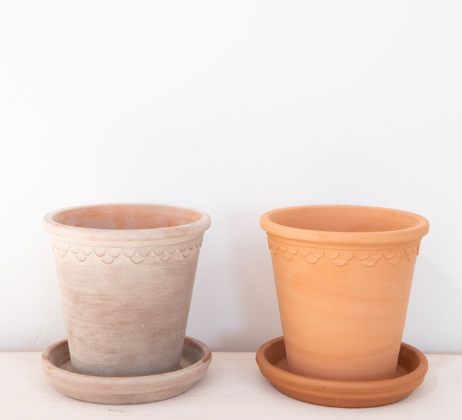 Aging Terracotta Pots With P.S. I Made This
