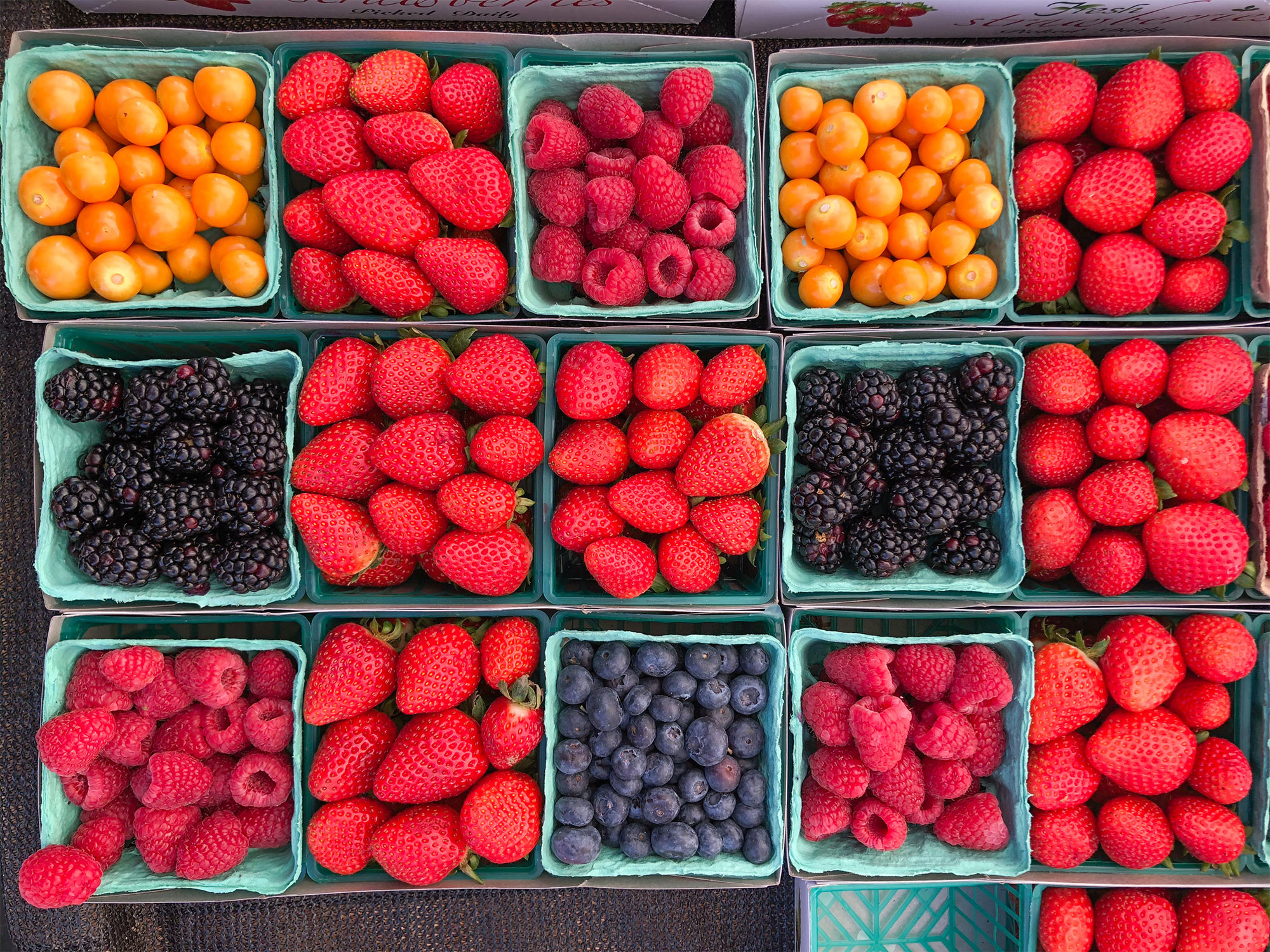 How To Tell When Your Favorite Summer Fruits Are Ripe