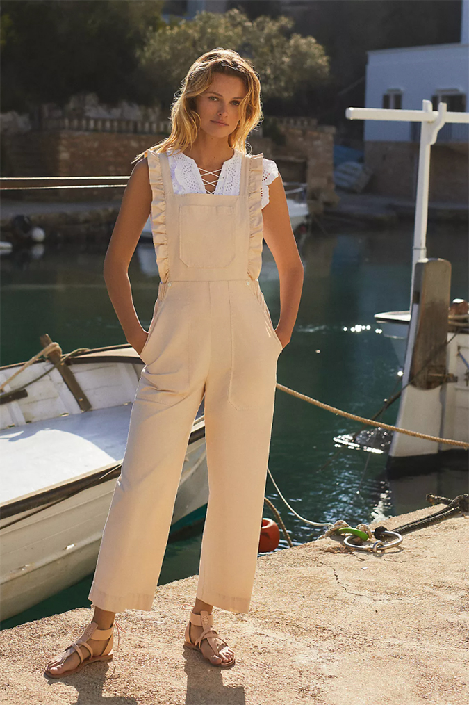 The Overalls and Jumpsuits to Add to Your Summer Wardrobe