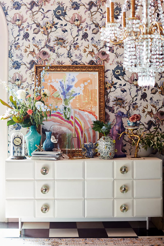 How to Add Maximalist Accents to Your Space
