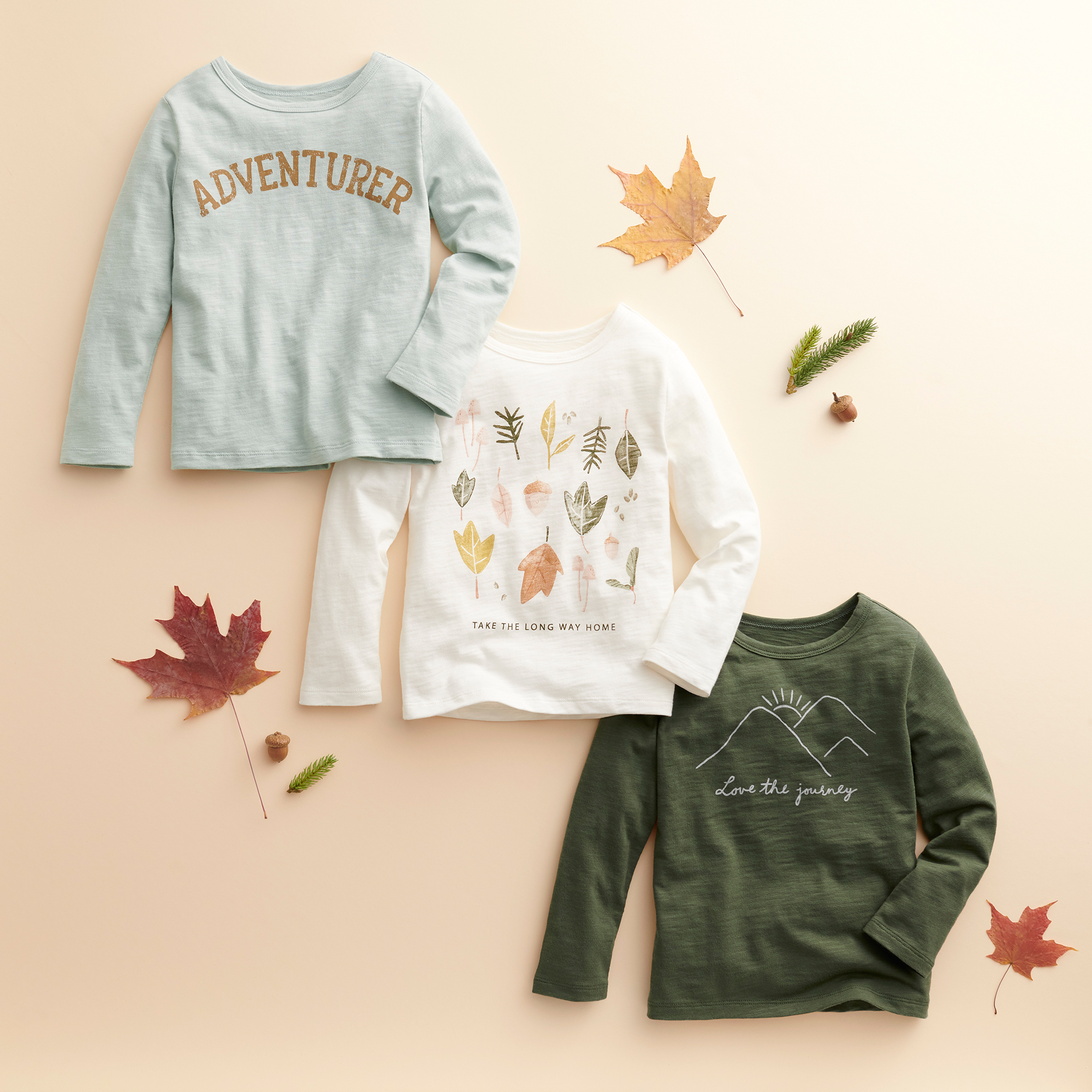My Fall Little Co. Collection