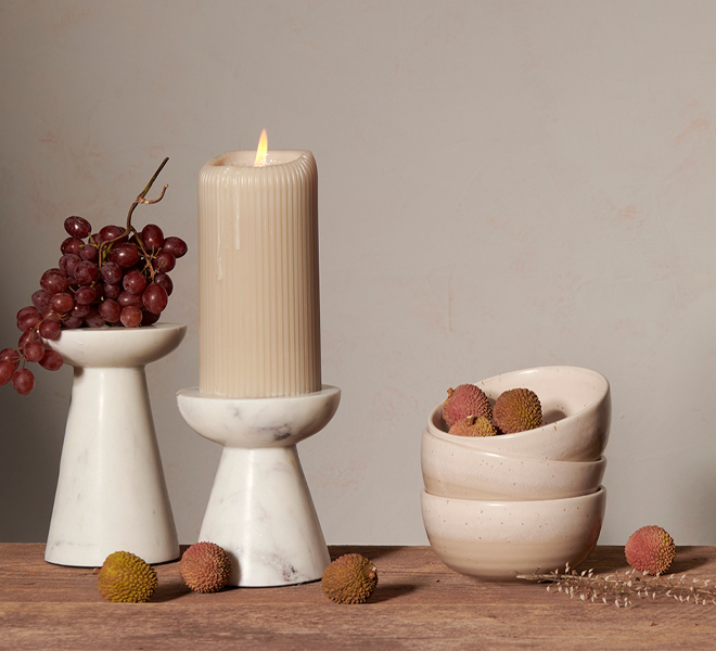Elevated Fall Décor Pieces Under $100
