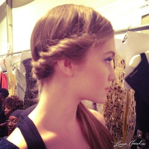 Fashion Week: Backstage Beauty