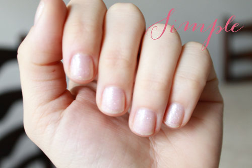 Bridal Beauty: 6 Sweet & Simple Nail Trends