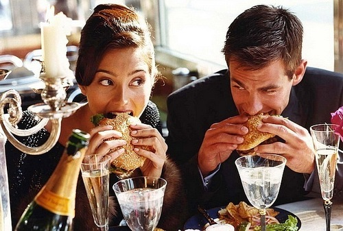 Ladylike Laws: Restaurant Dining