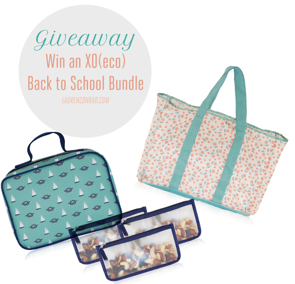Giveaway: Win an XO(eco) Back to School Bundle