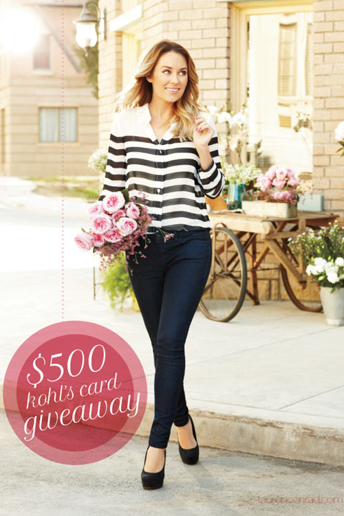 Giveaway: Win a $500 Shopping Spree!