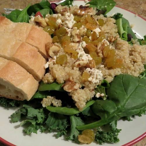 Recipe Box: Easy Quinoa Salad | Lauren Conrad