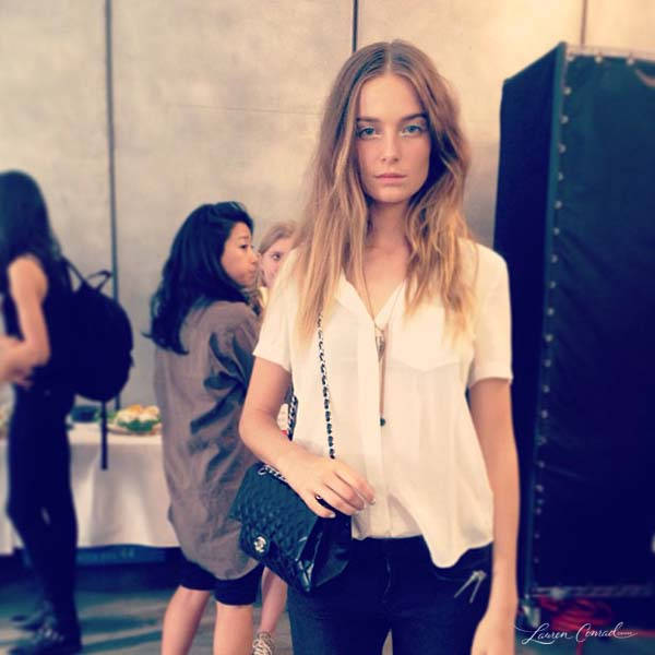 Photo Diary: Fashion Week Edition Spring 2014