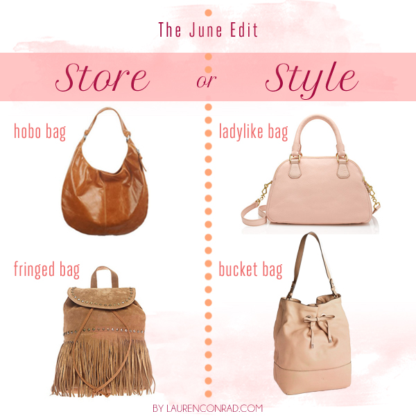 Store or Style: The June Edit
