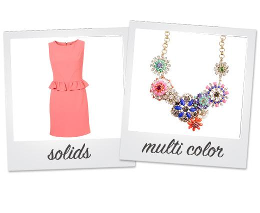 How to Wear: Statement Necklaces