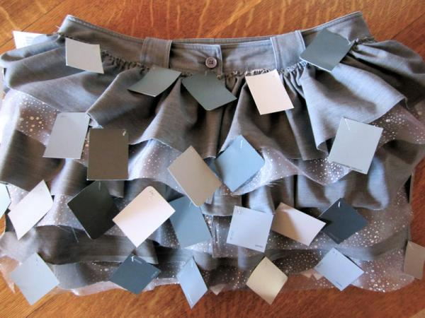 Halloween DIY: 50 Shades of Grey Costume