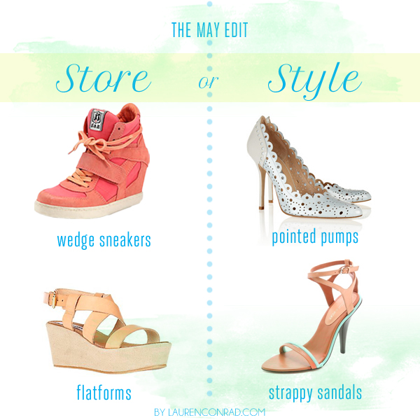 Store or Style: The May Edit
