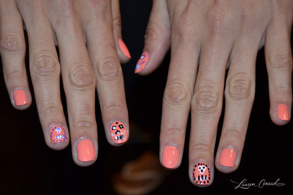 Backstage Beauty: Spring 2014 Manicure Madness