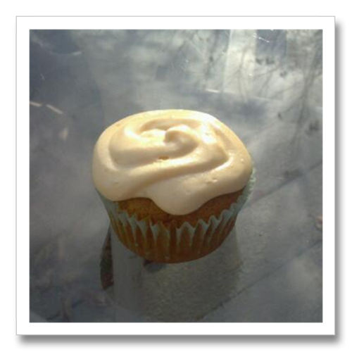 Brown Butter Pumpkin Cupcakes With Salted Caramel Frosting Recipe ...