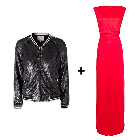 FabSugar: 5 Dress + Jacket Pairings