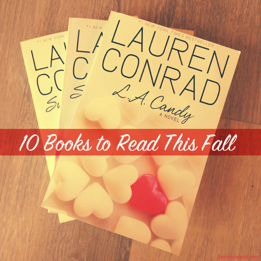 Tuesday Ten: Fall Reading List