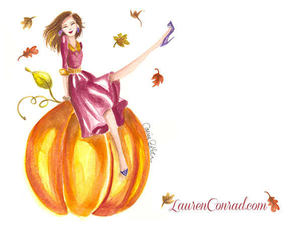Inspired Idea: Fun Fall Backgrounds