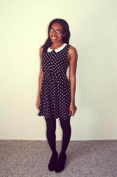Chic of the Week: Hanny's Pretty Polka Dots