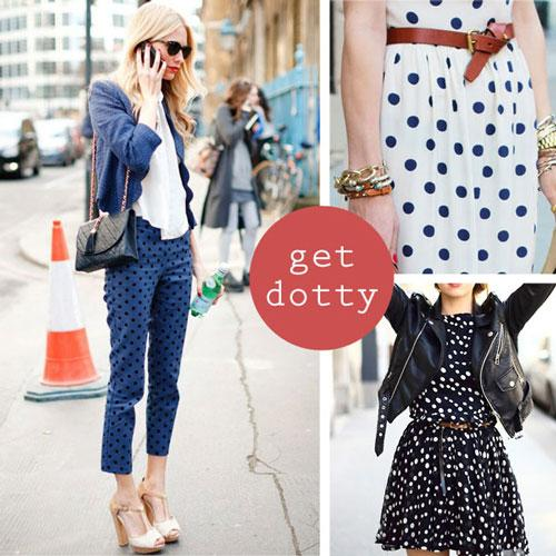 Fall in Love With... Polka Dots!