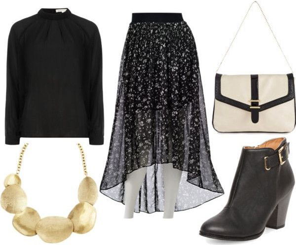 Style Guide: How to Wear The High-Low Skirt