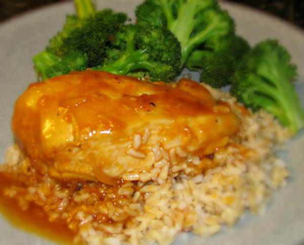 Recipe Box: Easy Apricot Chicken