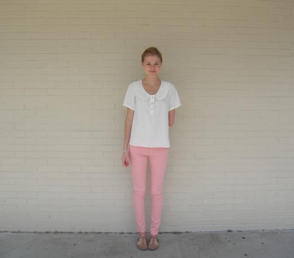 Chic of the Week: Haylee's Sweet Style