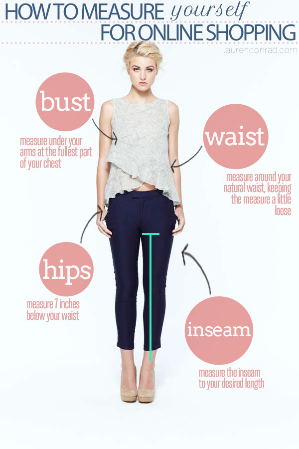 Savvy Shopper How To Measure Yourself Properly For