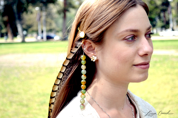 Festival Beauty: 3 Last-Minute Hair Ideas