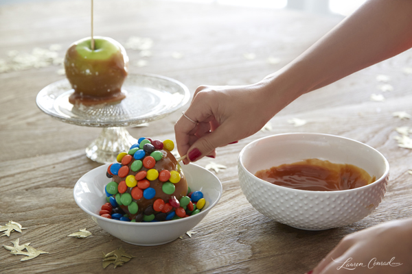 How to Host a Caramel Apple Party