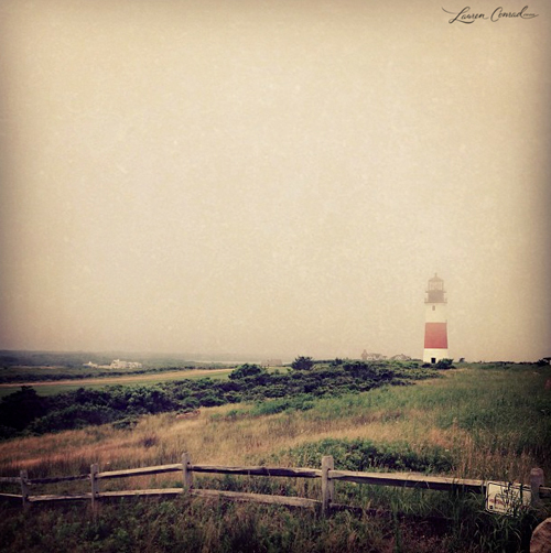 Photo Diary: Lauren Conrad's Trip to Nantucket