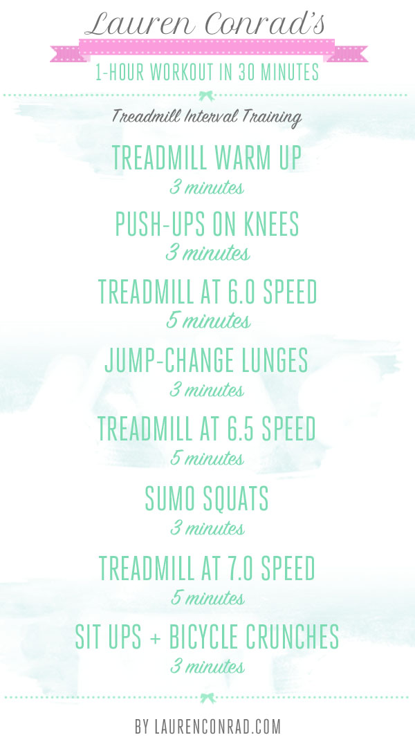Shape Up How To Do A 1 Hour Workout In 30 Minutes