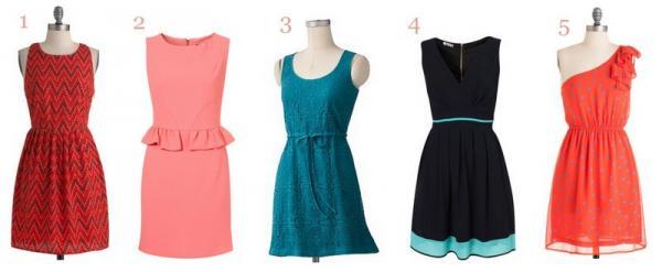 Dresses for Rush