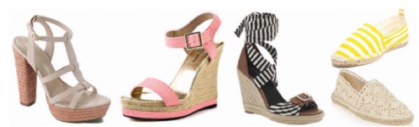 Currently Craving: Eyelets & Espadrilles