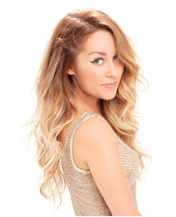 Letter from lauren september fall fashion lauren conrad for Hair color letters
