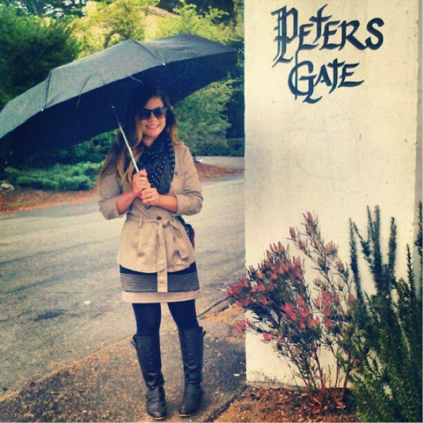 Chic of the Week: Shelby's Rainy Day Attire