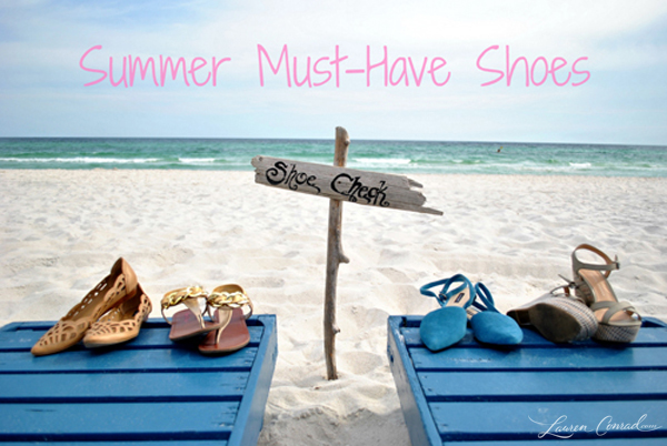 b20a70f47 Style Guide: Summer Must-Have Shoes - Lauren Conrad