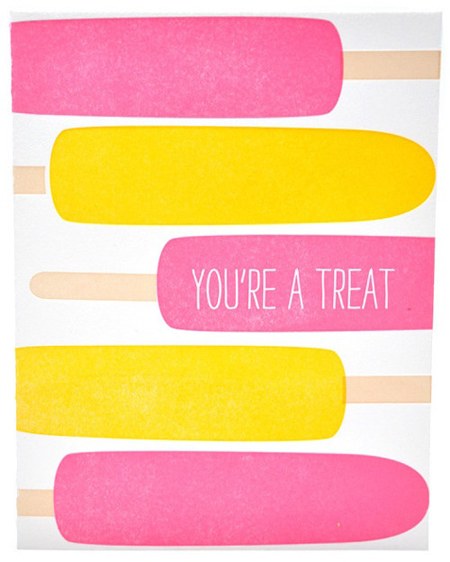 cute popsicle quote