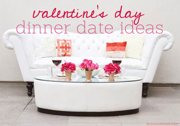 Cupid's Corner: Romantic Valentine's Day Dinner for Two