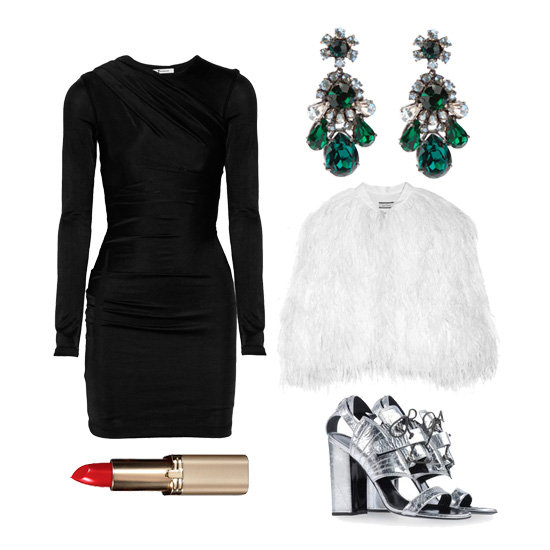 FabSugar: 5 Ways to Wear One Perfect Party Dress