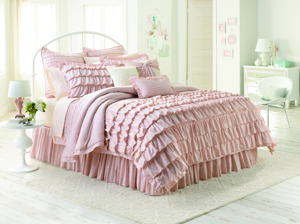 Top Picture of Lauren Conrad Bedroom | Virginia Howell