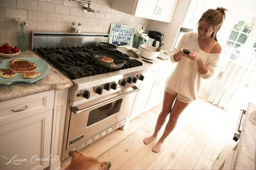 Good Eats: The Perfect Sunday Brunch - Lauren Conrad